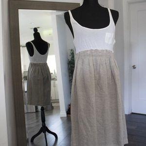 James Perse Canvas Dress